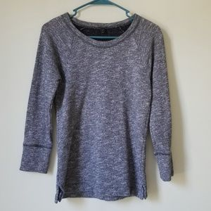 J. Crew Terry Sweater